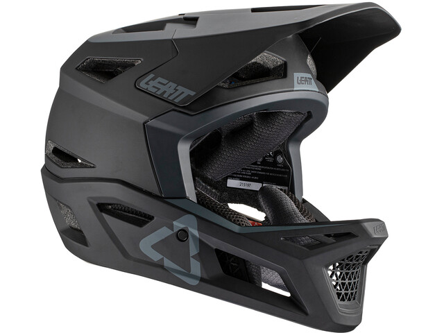 Leatt DBX 4.0 DH Casco, black